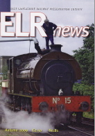 ELR News WPR No 15 Cover Photo taking water at Rawtenstall