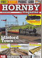 Hornby Magazine Industrial Article February 2013 WPR