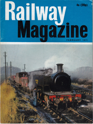 the Wemyss Private Railway Magazines