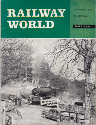 the Wemyss Private Railway Resources - Magazine Articles - the Railways of Fife