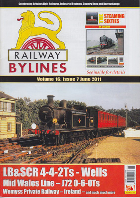 Railway Bylines June 2011 the Wemyss Private Railway